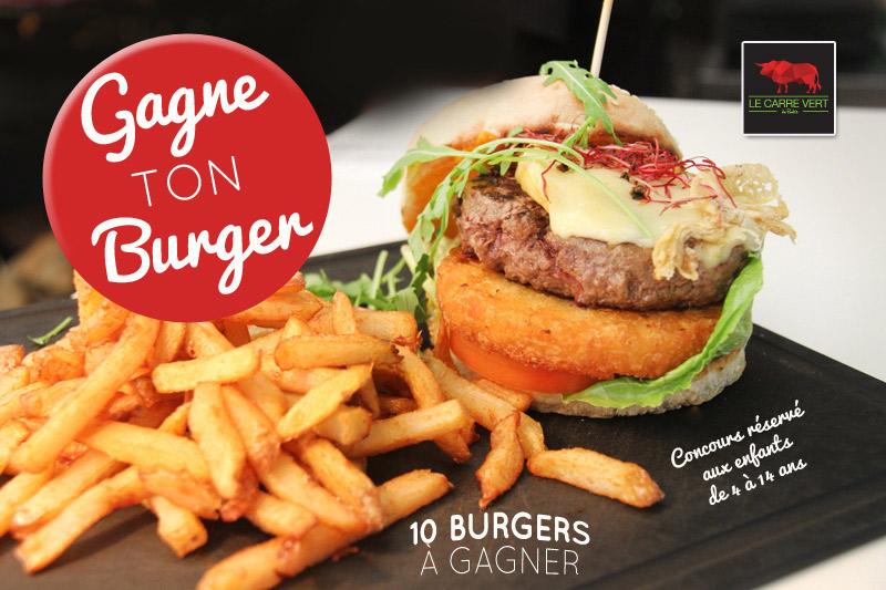 Gagne ton Burger !